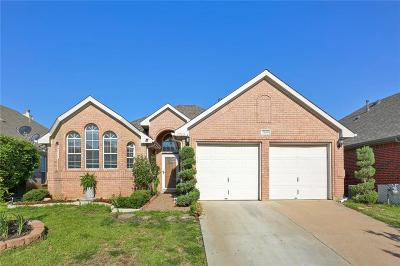 Fort Worth Single Family Home Active Option Contract: 7959 Margarita Drive