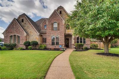 Colleyville Single Family Home For Sale: 5506 Texas Trail
