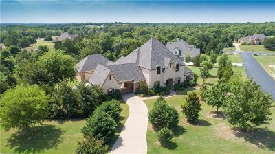 McKinney Single Family Home For Sale: 4910 Sunrise Trail