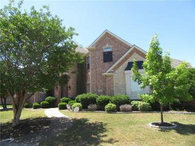 Frisco Single Family Home For Sale: 1531 Wildfire Lane