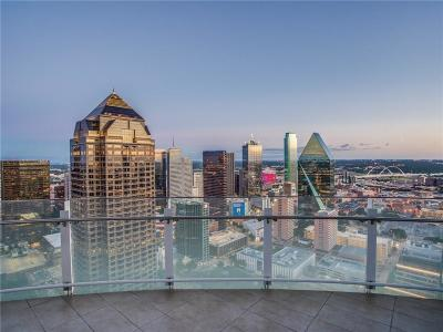 Dallas TX Condo For Sale: $6,495,000