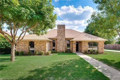 Garland Single Family Home For Sale: 3402 Shoreside Drive