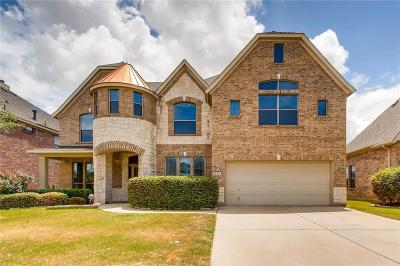 Burleson Single Family Home Active Option Contract: 829 Monticello Drive