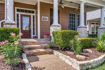 Frisco Single Family Home For Sale: 3465 Fountainbleau Lane