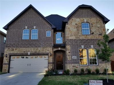 Irving Single Family Home For Sale: 4159 Napoli Way
