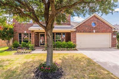 Grand Prairie Single Family Home For Sale: 4907 Screech Owl Lane