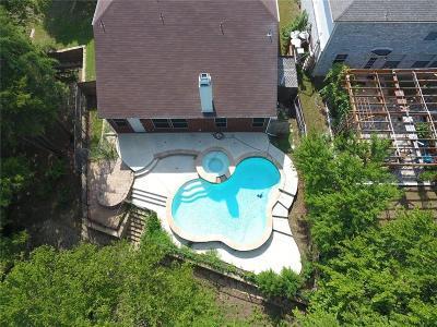 Grand Prairie Single Family Home For Sale: 2912 Prairie Oak Boulevard