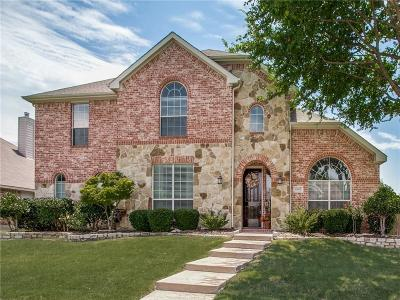 Rowlett Single Family Home For Sale: 6905 Westover Drive
