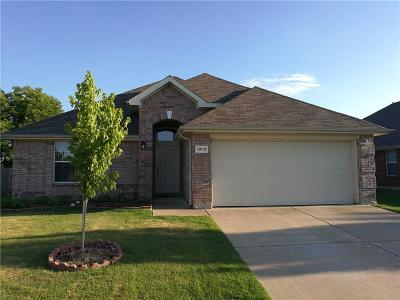 Grand Prairie Single Family Home For Sale: 1003 Seider Lane