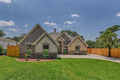 Kennedale Single Family Home Active Option Contract: 908 Shady Oaks Drive