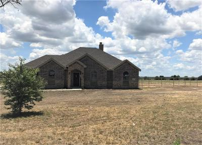 Godley Single Family Home Active Contingent: 7851 County Rd 1009