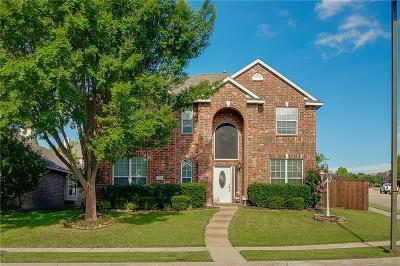 Allen Single Family Home For Sale: 1223 Brook Ridge Avenue