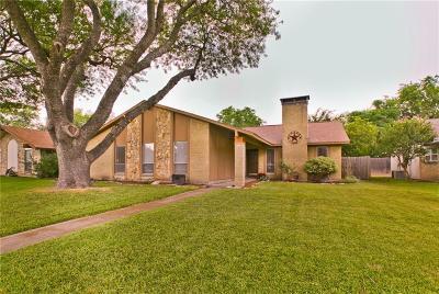 Richardson Single Family Home For Sale: 1813 Baylor Drive