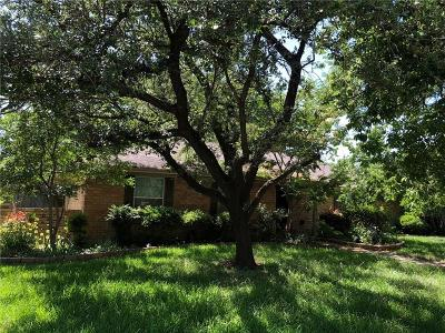 Dallas Single Family Home For Sale: 10323 Pensive Drive