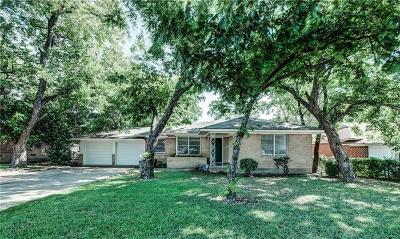 Dallas Single Family Home For Sale: 2229 E Illinois Avenue E