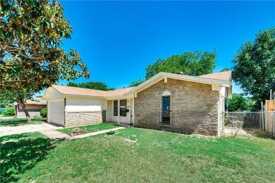 Garland Residential Lease For Lease: 1501 Wagon Wheel Road