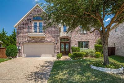 Frisco Single Family Home For Sale: 68 Secluded Pond Drive