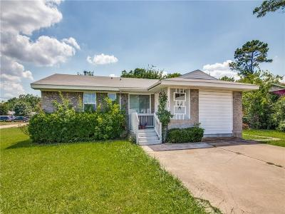 Forney TX Single Family Home For Sale: $158,900
