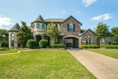 Prosper Single Family Home For Sale: 1021 Three Rivers Drive