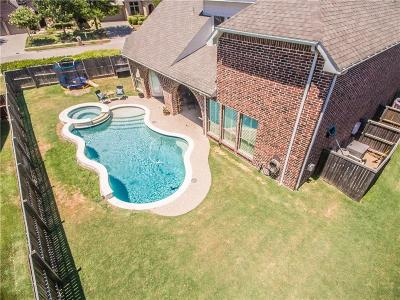 Mckinney Single Family Home For Sale: 8621 Broad Meadow Lane