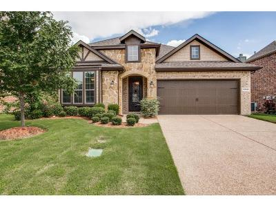McKinney Single Family Home For Sale: 4513 Forest Cove Drive