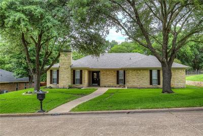 Rockwall TX Single Family Home For Sale: $249,000
