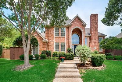 Plano Single Family Home For Sale: 4521 Savino Drive