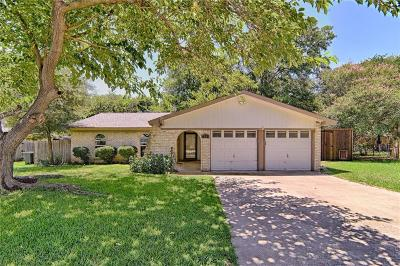 North Richland Hills Single Family Home Active Option Contract: 7109 Sweetbriar Court