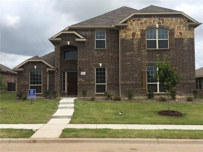 Royse City Single Family Home For Sale: 204 Singleton Drive