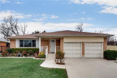 Dallas TX Single Family Home For Sale: $305,000