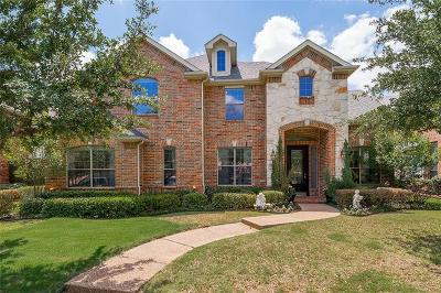 Irving Single Family Home For Sale: 7236 Sugar Maple Drive