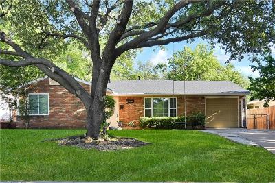 Fort Worth Single Family Home For Sale: 3409 W Fuller Avenue