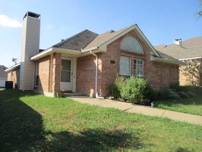 Carrollton  Residential Lease For Lease: 1507 Knollview Lane