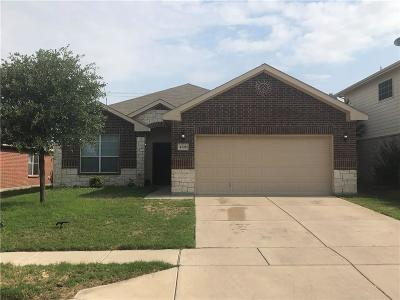 Fort Worth Single Family Home For Sale: 4728 Blue Top Drive