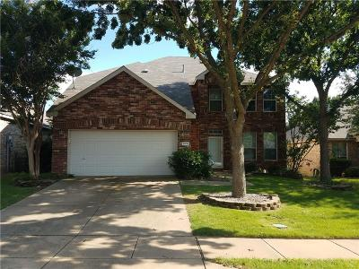 McKinney Single Family Home For Sale: 6609 Charles Trail