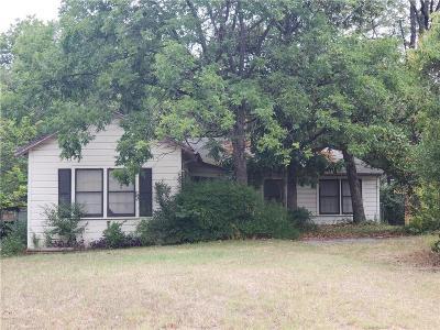 Dallas TX Single Family Home For Sale: $133,500