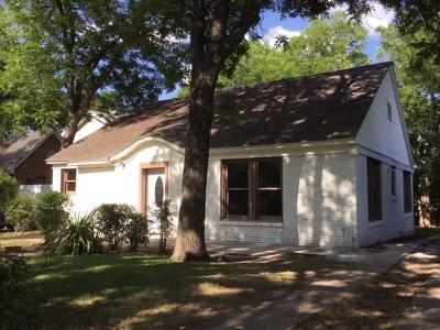 Dallas Single Family Home For Sale: 1710 Seevers Avenue
