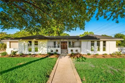Dallas Single Family Home For Sale: 960 Glen Oaks Boulevard