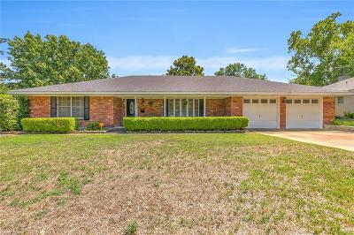 Fort Worth Single Family Home For Sale: 3729 Walton Avenue