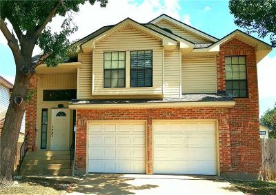 Garland Single Family Home For Sale: 1701 Lakestone Court