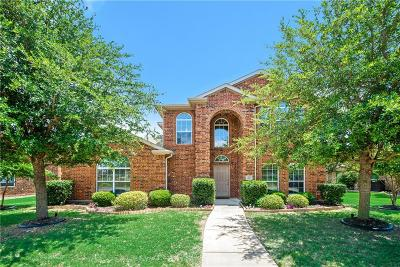 Rockwall Single Family Home For Sale: 1233 Blue Brook Drive