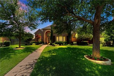 Plano Single Family Home For Sale: 5024 Melbourne Drive