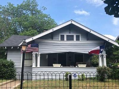 Dallas Single Family Home For Sale: 332 S Rosemont Avenue