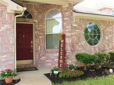 McKinney Single Family Home For Sale: 1200 Firewheel Place