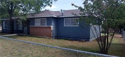 Mills County Single Family Home For Sale: 4 W 2nd