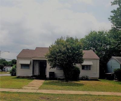 Dallas Single Family Home For Sale: 3202 N Arizona Avenue E