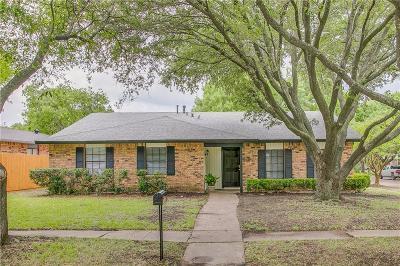 Dallas Single Family Home For Sale: 2801 O Hare Court