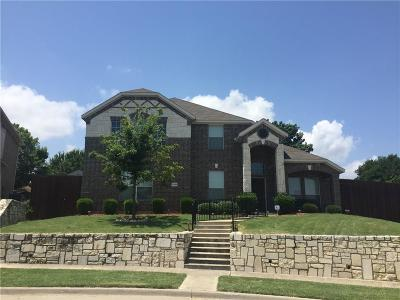 Garland Single Family Home For Sale: 2309 Lake Hollow Circle