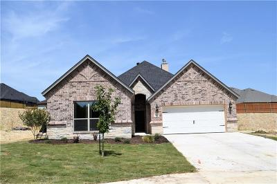 Weatherford Single Family Home For Sale: 1613 Town Creek Circle