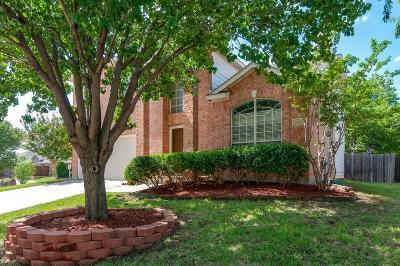 Keller Single Family Home For Sale: 605 Cherry Tree Drive